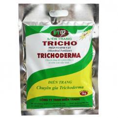 Nấm tricoderma đối kháng bệnh - Ủ phân vi sinh